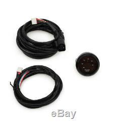 0.1AFR Digital Wideband Air Fuel Ratio UEGO O2 Controller Gauge Kit With Sensor