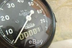 1 Nos Genuine Jaeger Landrover Series One 80 Speedometer Gauge # X42873/56
