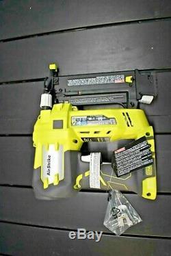 18-Volt ONE+ Cordless AirStrike 18-Gauge Brad Nailer (Tool Only)