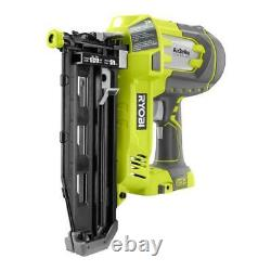 18-volt one+ lithium-ion cordless airstrike 16-gauge cordless straight finish