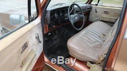 1981 Chevrolet C-10 Custom Deluxe