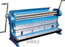 52 Shear, Brake and Roll Machine (3 in one) 16 gauge