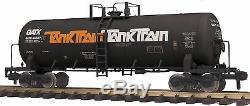 70-73058 MTH ONE GAUGE Tank Train Unibody Tank Car (#79117)