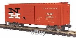 70-74081 MTH ONE-GAUGE New Haven (#32189) 40' Box Car SPECIAL DEAL