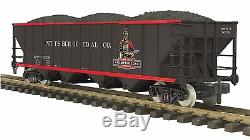 70-75062 MTH ONE GAUGE Pittsburgh Coal Company 4-Bay Hopper Car (#80520)