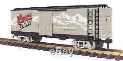 70-78027 MTH ONE GAUGE Coors Light 40' Reefer Car