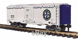 70-78043 MTH ONE GAUGE- BNSF Reefer Car #793457