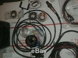 AEM Digital Wideband UEGO Fail Safe Air / Fuel & Boost Vacuum Gauge All In One