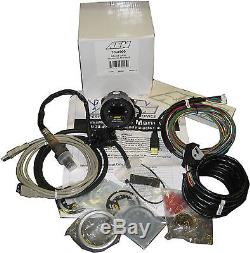 Aem 30-4900 Digital Wideband Uego Air/fuel Boost Gauge Failsafe All-in-one New