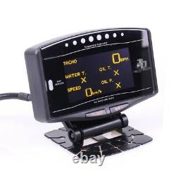 All In One Digitale Meter Display Gauge For BMW E60 E61 5 SERIES 530d 525d 535d