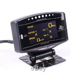 All In One Modification Digital Meter ZD Display Gauge For BMW E60 E61 5 SERIES