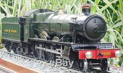 Brass Hand Made. Gauge One GWR Hall Fine Scale Brass series by SanCheng