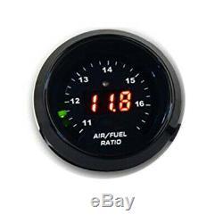 Car Auto Air/Fuel Ratio Gauge & Broadband Oxygen Sensor O2 Car Digital Meter Kit