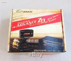 DF Advance ZD LED Digital Universal All in One Gauge Not Greddy HKS Apexi Auto 2