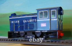 DHR NDM6 Diesel Locomotive 7mm/143 scale O Narrow Gauge, One Of Kind Working