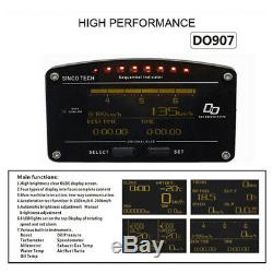 Defi Style ZD Advance All in one Gauge 10 in 1 Boost, Oil pressure NEW Version