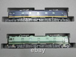 EF58 KATO 10-260 gauge N scale EF-58 Jubiläumsset 4 locos in one set