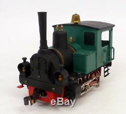 ETS O gauge Train Lucie Steam Engine with 2 Cars 3-Rail AC Mint LAST ONE