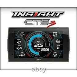 Edge Products 84130-3 Edge Insight CTS3 Cummins / Duramax / Powerstroke NEW