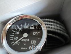 Ferrari 312 T Formula One Water Temperature Gauge Veglia New