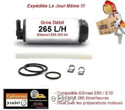 Fuel Pump Big Gauge Type DW65V Ethanol E85 Mini One/COOPER S R50 R52 R53