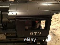 G Gauge RailKing One Gauge Clinchfield 4-6-6-4 Challenger Steam