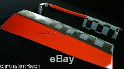 MK3 MINI Cooper/S/ONE F55 F56 F57 JCW Style Dashboard Panel Cover for RHD Models