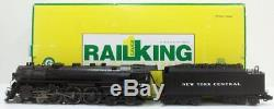 MTH 70-3001-1 RailKing One Gauge 4-6-4 J3A Hudson Steam Engine withPS-2 #MM