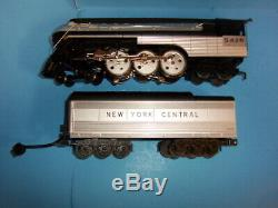 MTH O Gauge RailKing New York Central Empire State Steam Engine PS. One 30-1143-1