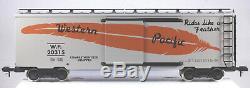 Märklin Maxi One Gauge #54871 Western Pacific US Boxcar, New in Box 1990s