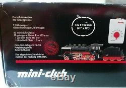 Märklin Trains Z Gauge 81560 Model Railway'All-in-One' Starter Set. Brand New