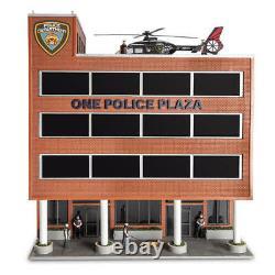Menards O Gauge One Police Plaza