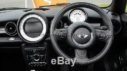 Mk2 Mini Cooper/S One Jcw R55 R56 R57 R58 R59 Schwarz Armaturenbrett Innen