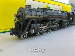 Mth Railking One-gauge New York Central Hudson Steam Engine 132 G Scale Gauge