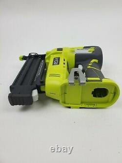 NEW Ryobi P320 18V ONE+ Li-Ion AirStrike 18-Gauge Brad Nailer (Tool Only)