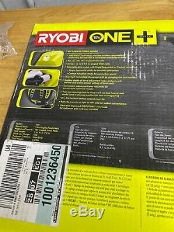 NEW Ryobi P330 18-Volt ONE+ Cordless AirStrike 15-Gauge Angled Nailer Tool-Only