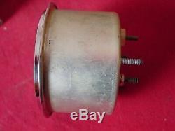 NOS Vintage Sun Tachometer IT-475 4000 RPM 12v One Piece In Original Box