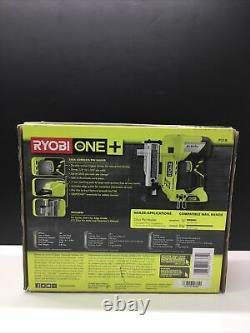 New Ryobi P318 18-Volt ONE+ AirStrike 23-Gauge Cordless Pin Nailer Tool Only