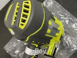 New Ryobi P325 18-V ONE+AirStrike 16-Gauge Cordless Straight Nailer