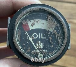 Nos Farmall H SH M SM SMTA W6 SW6 SW6TA Oil Gauge #41934-DB Last One I Have