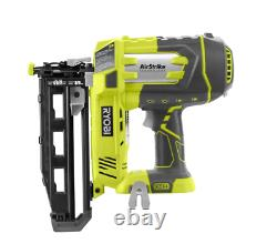 ONE+ 18V Cordless AirStrike 16-Gauge 2-1/2 in. Straight Finish Nailer NEW