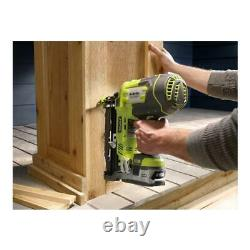 ONE+ 18V Cordless AirStrike 16-Gauge 2-1/2 in. Straight Finish Nailer Tool
