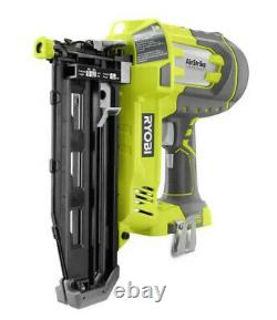 ONE+ 18V Cordless AirStrike 16-Gauge 2-1/2 in. Straight Finish Nailer Tool Only