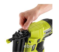 ONE+ 18V Cordless AirStrike 18-Gauge Brad Nailer (Tool Only) with Sample Nails
