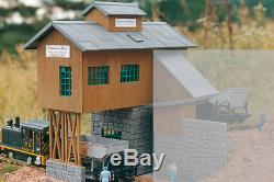 PIKO 62009, G Scale / One Gauge, Gravel Works Main Building, Building Kit