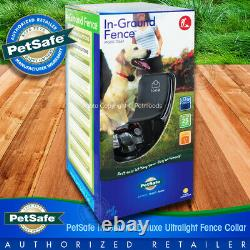 PetSafe 1-3 Dogs Deluxe In-Ground Underground Dog Fence 1500 ft Wire 20-14 Gauge