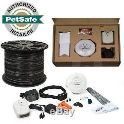 PetSafe YardMax Inground Dog Fence Bundle 14 Gauge Wire 1000'-One Spool 1 Dog