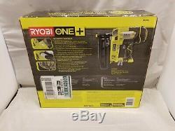 RYOBI 18-Volt ONE+ Lithium-Ion Cordless AirStrike 16-Gauge Nailgun P325