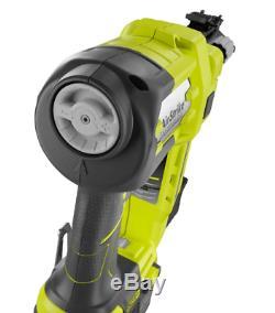 RYOBI 18-Volt ONE+ Lithium-Ion Cordless AirStrike 18-Gauge Brad Nailer Tool-Only