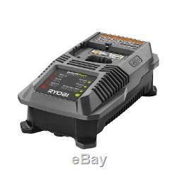 RYOBI 18V ONE+ Li-Ion AirStrike 18-Gauge Brad Nailer, 16-Gauge Straight Nailer Ki